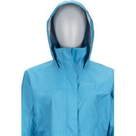 Marmot PreCip Jas Dames blauw